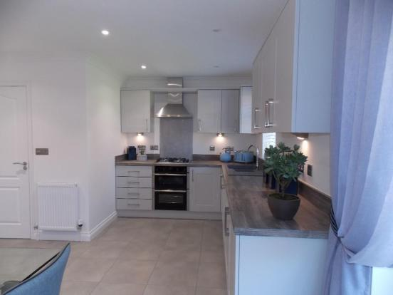 Typical Kitchen Area