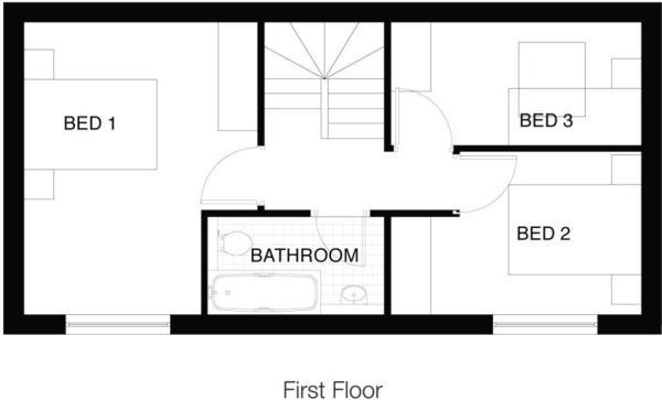 Type 3C 1st Floor