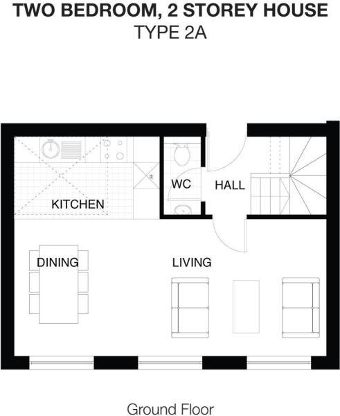 Type 2A Ground Floor