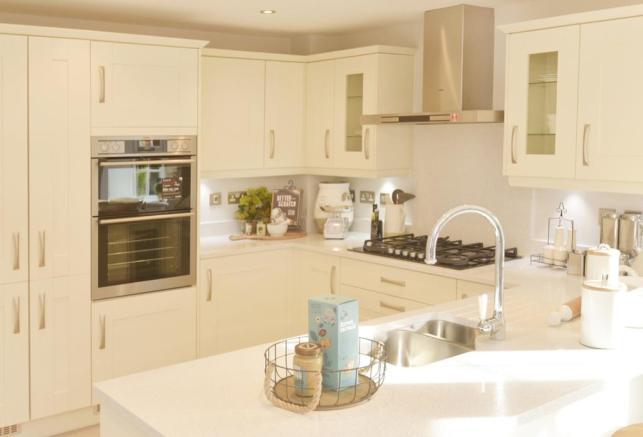 Moorecroft Kitchen