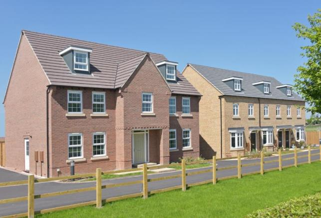 The Lichfield and Kennett homes