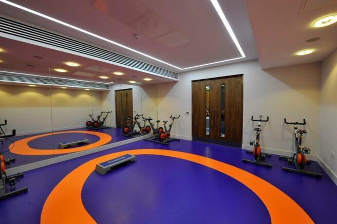 Gym - Workout Room.JPG