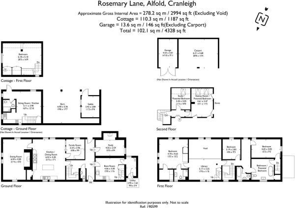 house. estate agency Alfold Froggats Cottage Floor