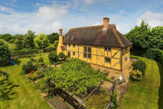 house. estate agency Alfold rear