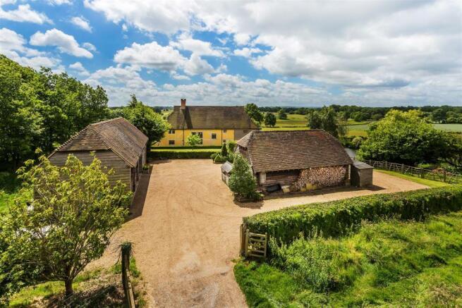 house. estate agency Alfold Froggats Cottage