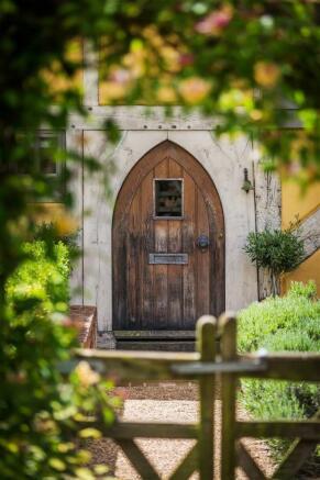 house. estate agency Alfold door
