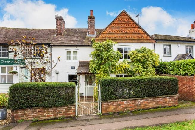 house. estate agency Milford Forge Cottage