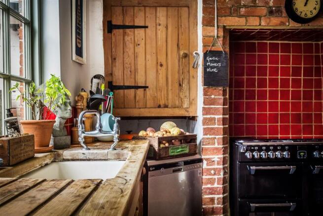 house. estate agency Milford kitchen