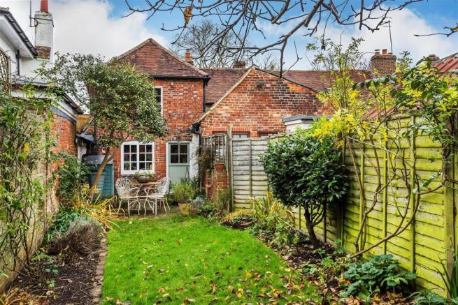house. estate agency Milford rear