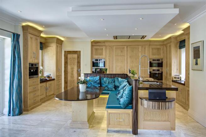 house. estate agency Dunsfold kitchen / breakfast