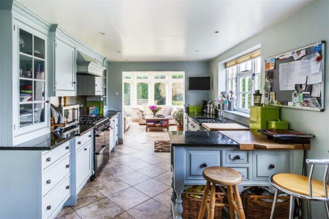 house. estate agency Ellens Green kitchen