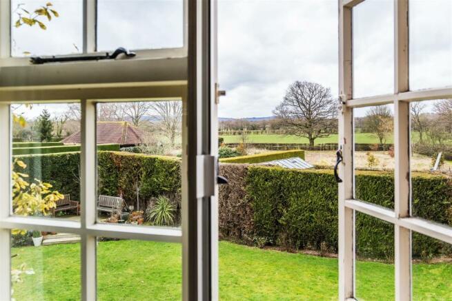 house. estate agency Ellens Green window view