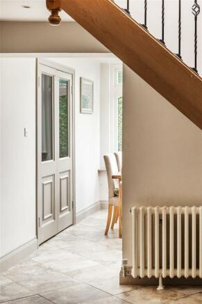 house. estate agency Ellens Green doorway