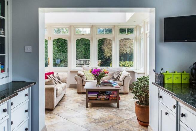 house. estate agency Ellens Green reception room