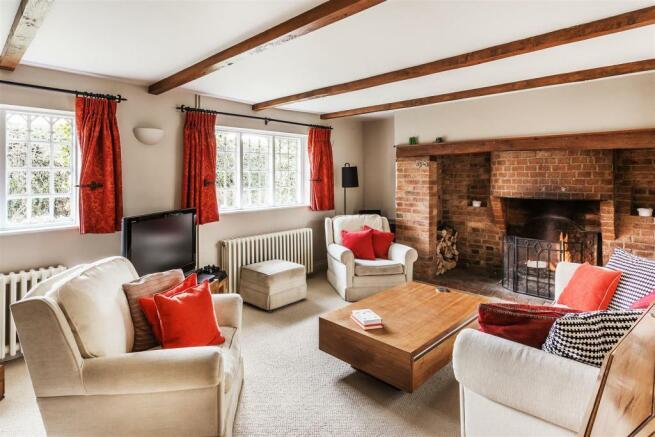 house. estate agency Ellens Green sitting room