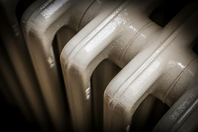 house. estate agency Ellens Green radiator