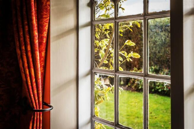 house. estate agency Ellens Green window