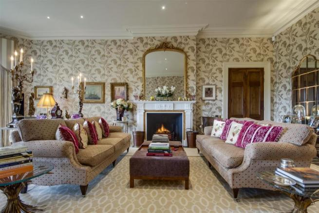 house. estate agents Lurgashall Drawing Room