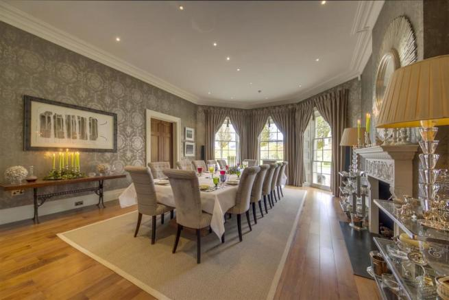 house. estate agents Lurgashall Dining Room