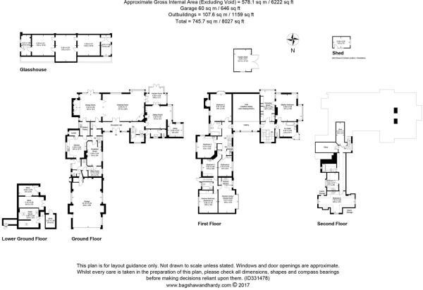 house. estate agency Leatherhead Oakwood Court Flo