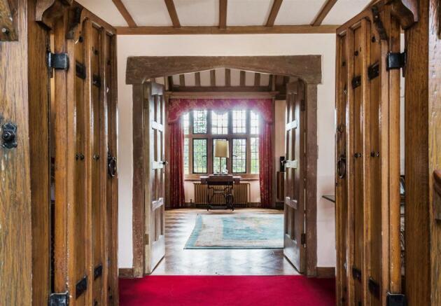 house. estate agency Leatherhead open door