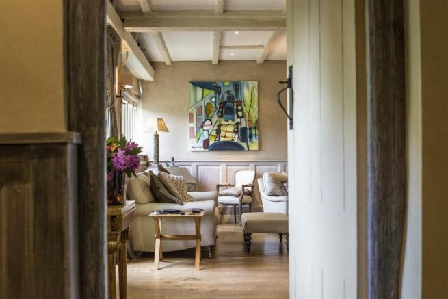 house. estate agency Esher Lammas Lodge