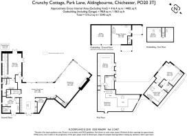 house. estate agency Aldingbourne Crunchy Cottage
