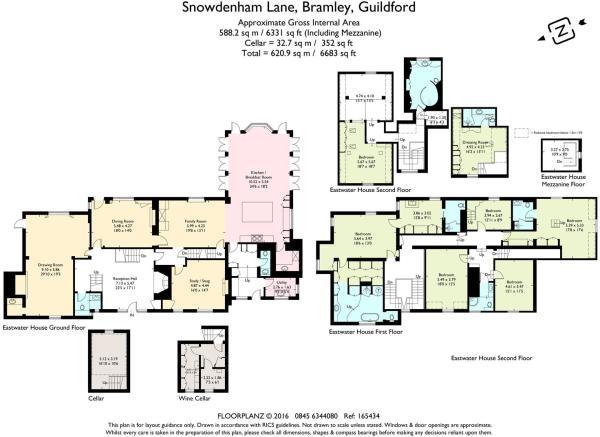 house estate agency Bramley Eastwater House Floor