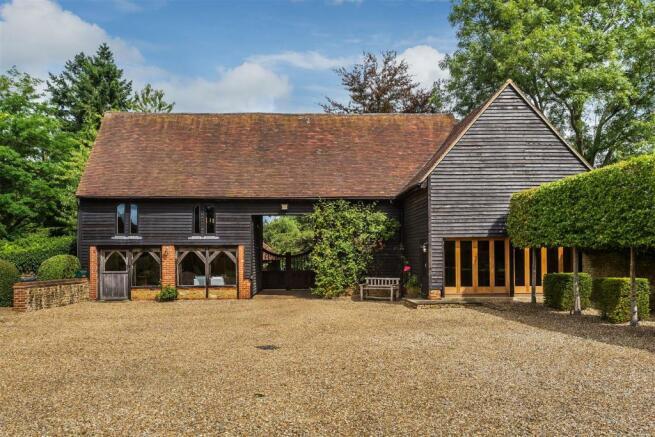 house. estate agency Bramley East Barn