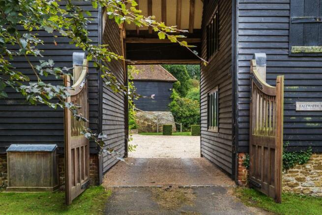 house. estate agency Bramley barn