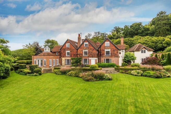 house. estate agency Bramley rear elevation