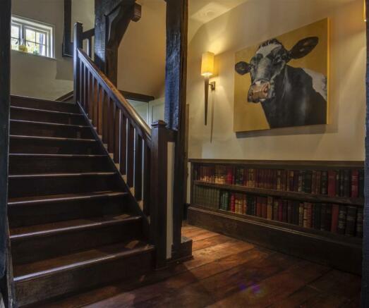 house. estate agency Bramley stairs