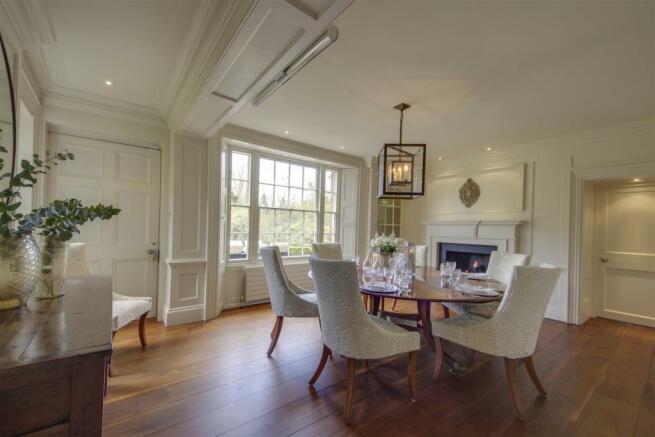 house. estate agency Bramley dining room