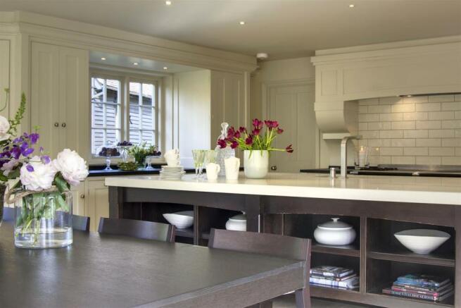 house. estate agency Bramley kitchen