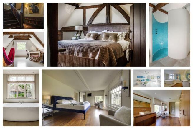 house. estate agency Bramley bedrooms and bathroom