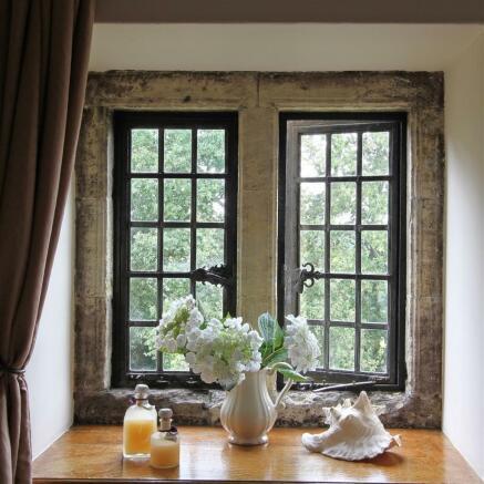 house. estate agency Thakeham window