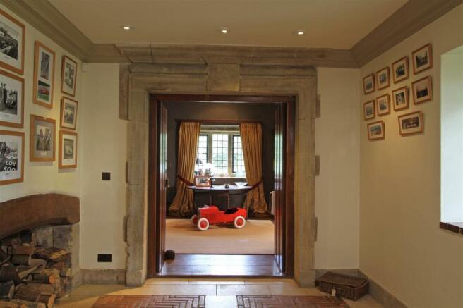 house. estate agency Thakeham doorway