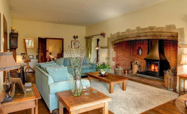 house. estate agency Thakeham sitting room