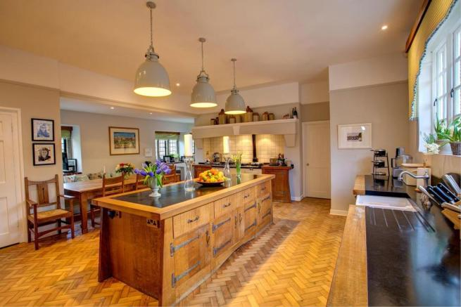 house. estate agency Thakeham kitchen / breakfast