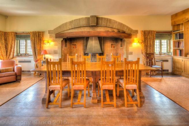 house. estate agency Thakeham dining room