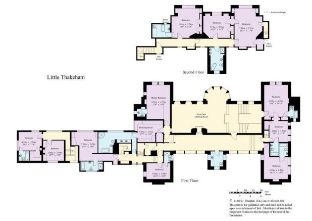 house. estate agency Thakeham Floor Plans