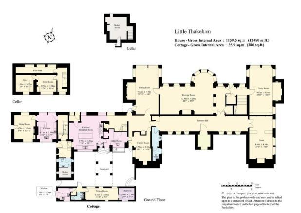 house. estate agency Thakeham ground floor