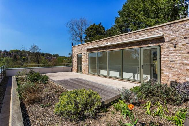 house. estate agency Guildford roof terrace