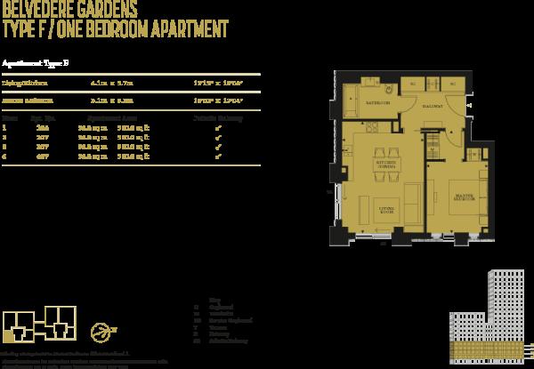 407 floor Plan