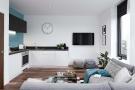 Living area CGI