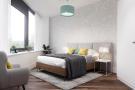 Bedroom area CGI