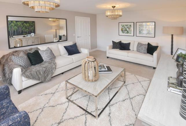 Holden Show Home Lounge