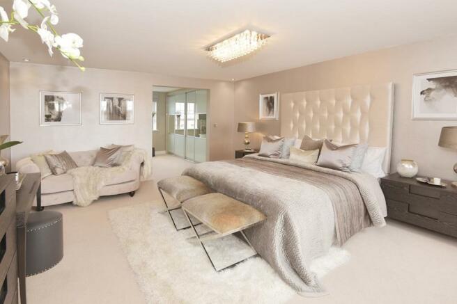 Lichfield Master Bedroom