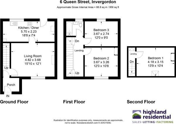 6 Queen Street...