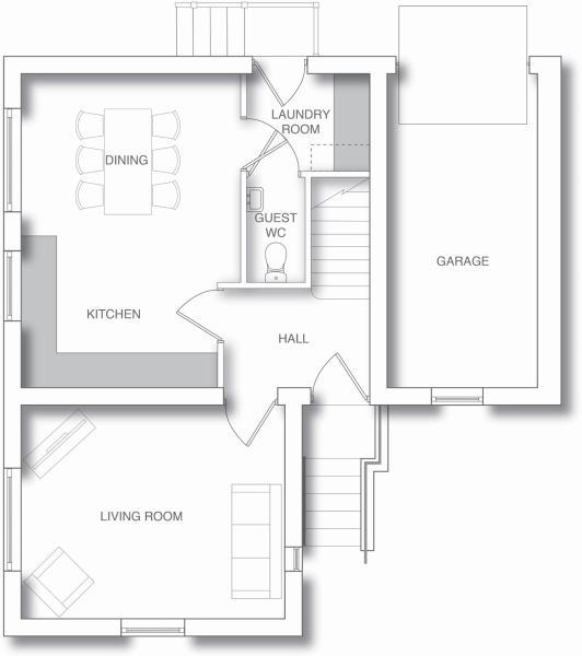 Kindrogan Floor Plan